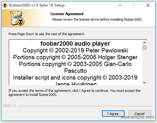 Foobar2000 英文版软件截图