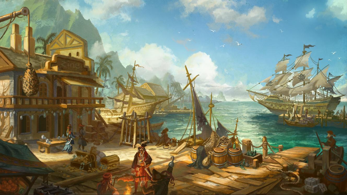 航海题材系列