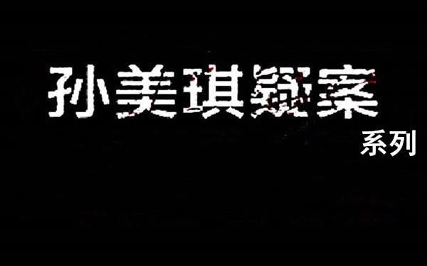 孙美琪疑案系列第六季