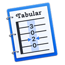 Tabular for Mac