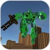 机器人城市战斗