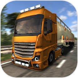 欧洲卡车司机无限金币版