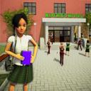 学校女生模拟器