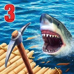 海洋生存3木筏逃生手游