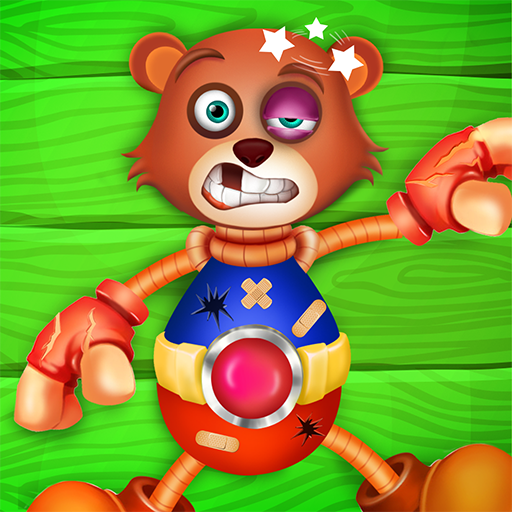 消灭恶魔熊游戏