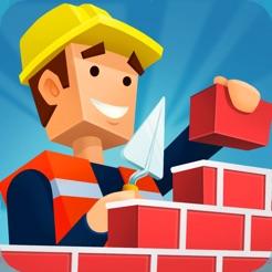 Builders idle