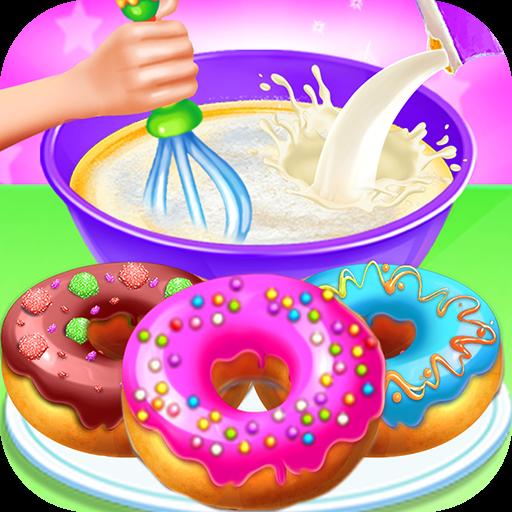 美味甜甜圈-梦想甜甜圈达人