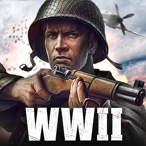 世界战争英雄第一人称二战射击游戏