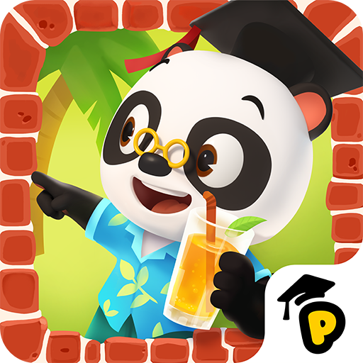熊猫博士小镇:度假修改版