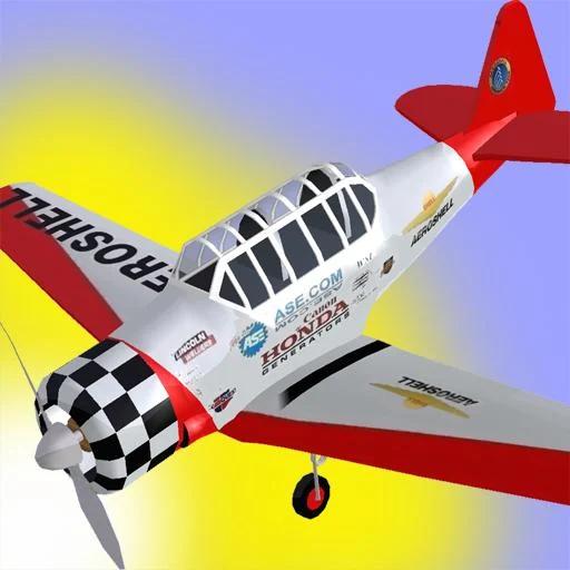 遥控模拟飞机