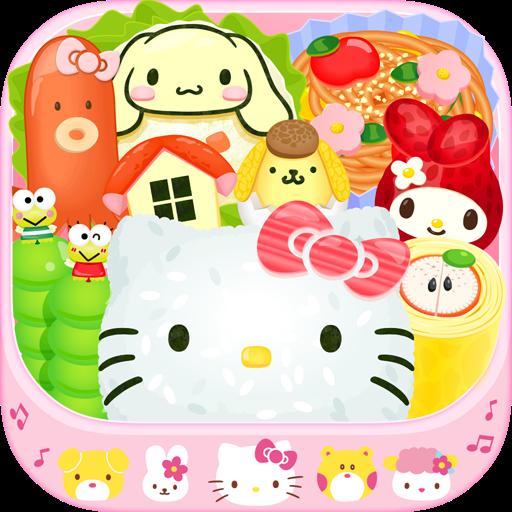 Hello Kitty Happy Bento