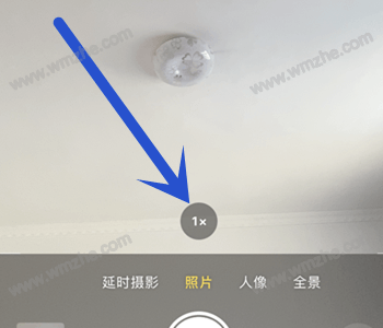 iPhone12广角镜头怎么开启