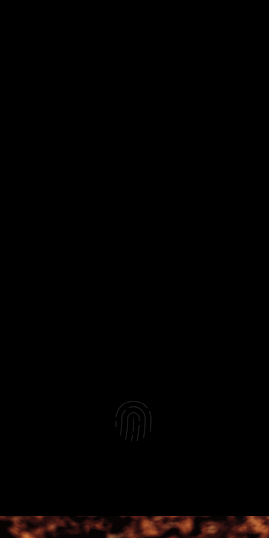 ▲手机锁屏后再次打开屏幕,就出现黑屏问题(消费者提供)