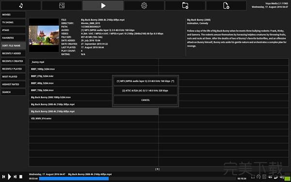 Voya Media for Mac