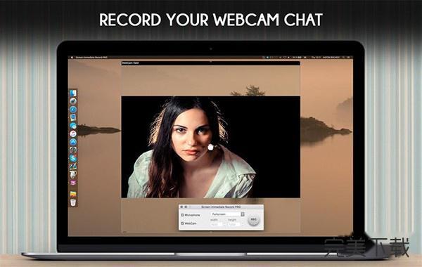 屏幕记录即时视频for Mac