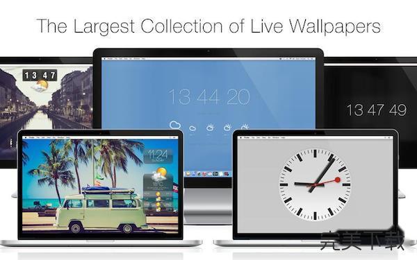Live Desktop Mac版