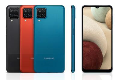 三星在印度发布Galaxy A12:联发科P35,售价约1153元