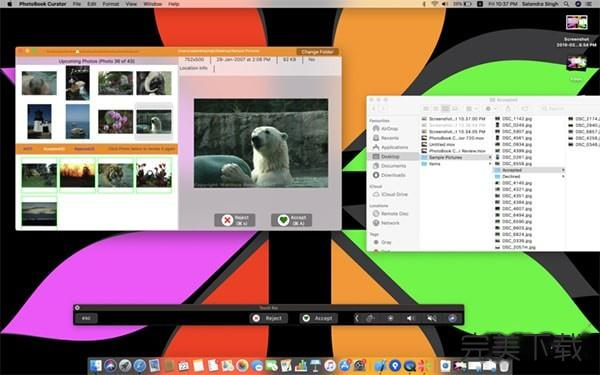 PhotoBook Curator for Mac
