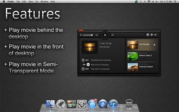Desktop Movies Mac版