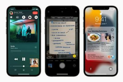 苹果iOS 15 Beta3更新大全:全新Safari搜索、Apple Music小组件