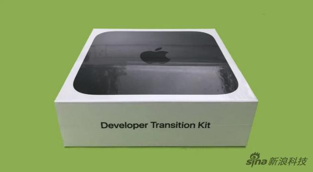 这是一台特殊的Mac mini