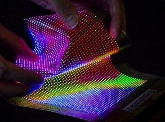 Micro LED概念图