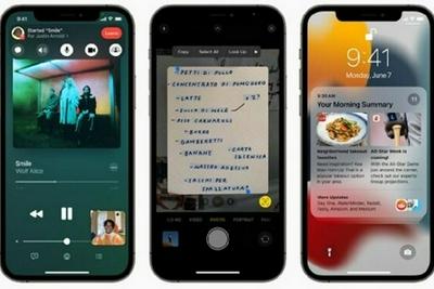 苹果iOS/iPadOS 15正式版即将到来 但部分功能暂不可用