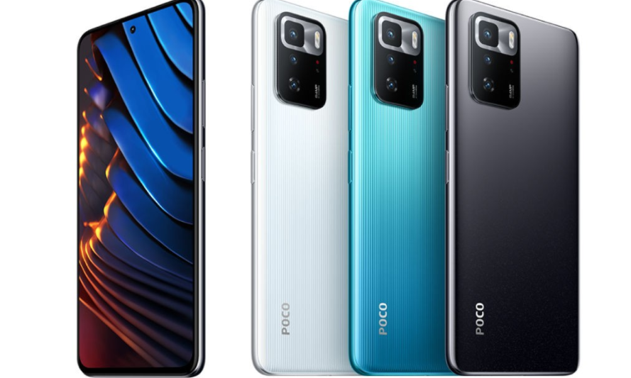 ▲ Poco X3 GT 手机渲染图,图片来自 GSMArena