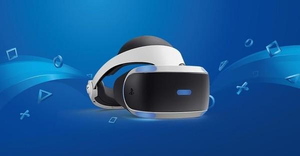 PS5 VR设备渲染图(图源来自网络)
