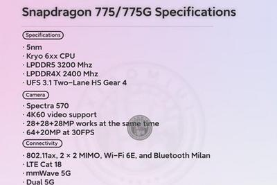 高通或再发一款5nm手机芯片 瞄准2000元内市场开火