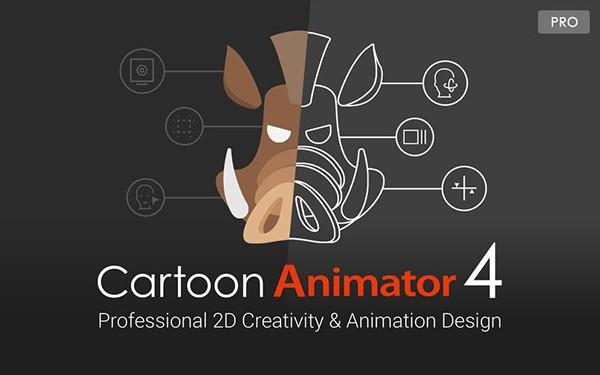 Cartoon Animator 4 Pro Mac版