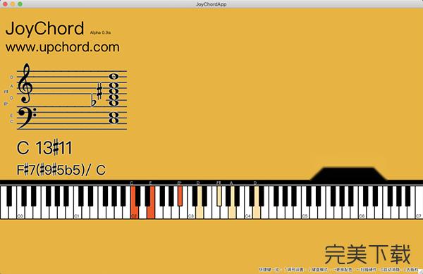 JoyChord for Mac
