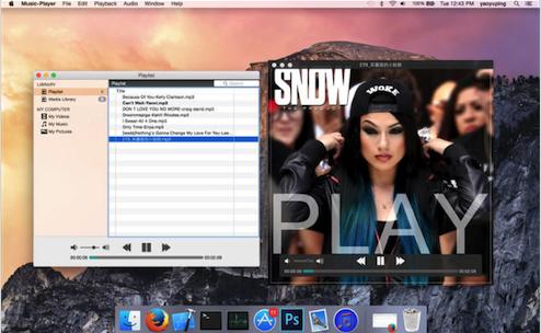 Music-Player Lite Mac版