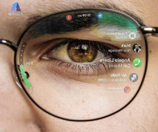 """苹果眼镜快来了?传索尼为""""苹果眼镜""""提供OLED面板"""