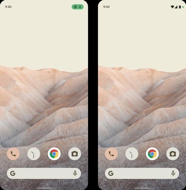 Android12系统原生设计