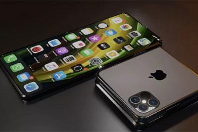 富士康正测试两款可折叠iPhone原型机,柔性屏采用三星OLED面板