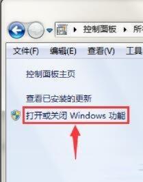 win7系统安装iis组件的详细步骤(3)
