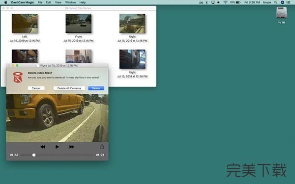 DashCam Magic Mac版