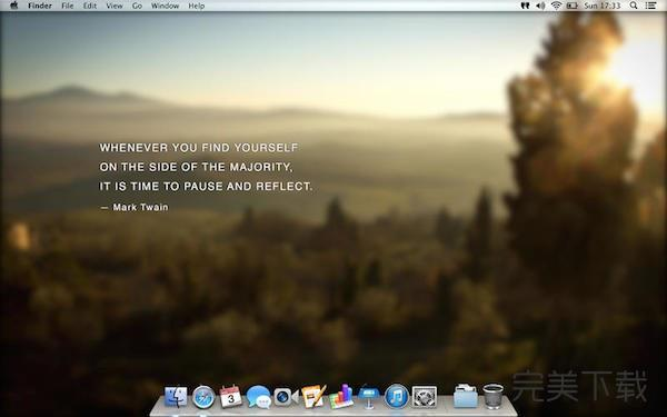 Inspire Wallpapers for Mac