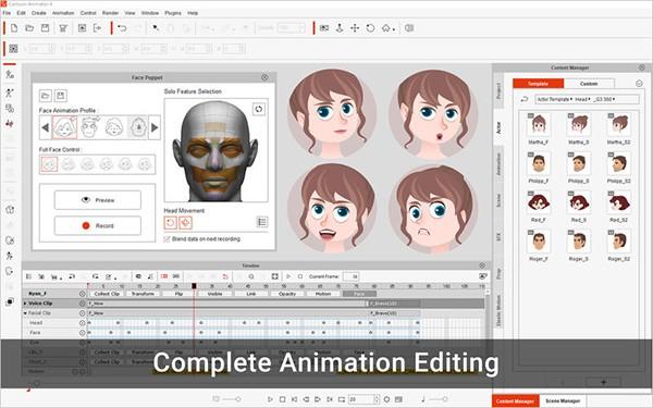 Cartoon Animator 4旗舰版for Mac