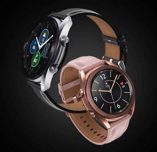 ▲ 目前在售的 Galaxy Watch3 LTE 款 45mm