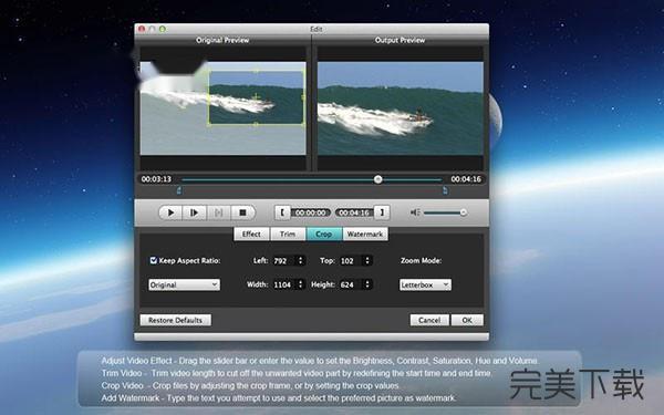 4Video Video Converter for Mac