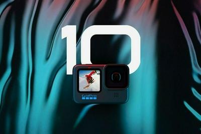 GoPro HERO10 Black 运动相机发布 GP2处理器提升性能和拍摄质量