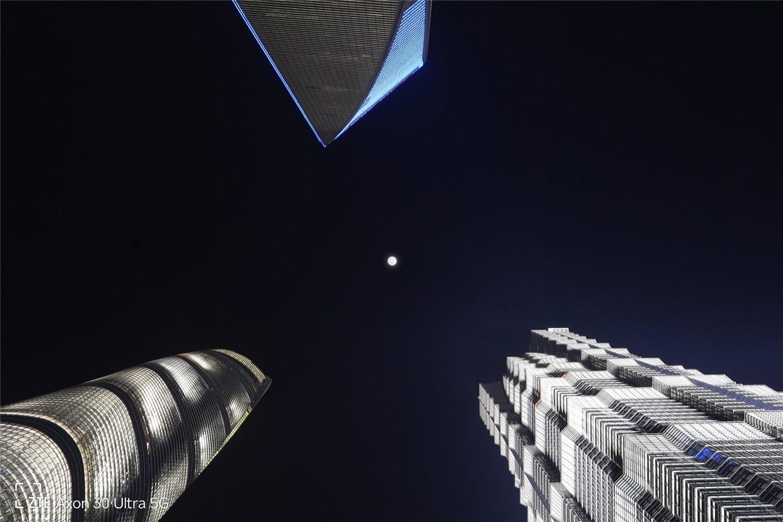 ▲ 超级月亮 Ultra 模式开启前