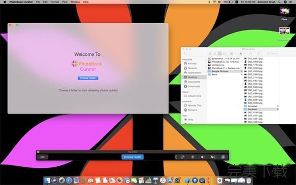 PhotoBook Curator Mac版