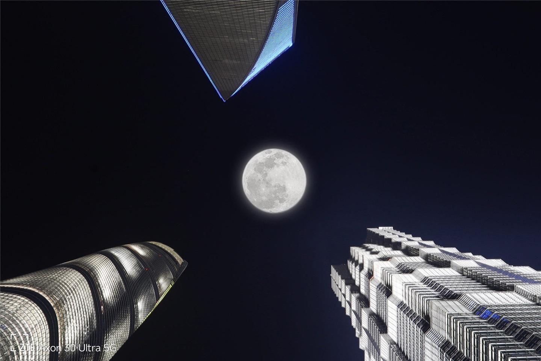 ▲ 超级月亮 Ultra 模式开启后