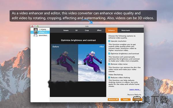 Video Converter Platinum for Mac
