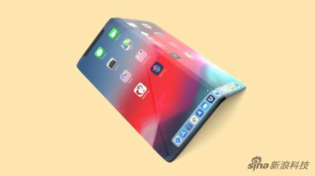 折叠屏iPhone传言近期没断过