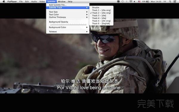 FlyPlayer Mac版