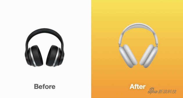 耳机表情更新